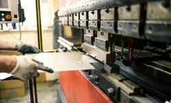 press-braking